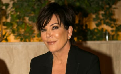 Kris Jenner: Grateful, Loved Following Serious Car Accident