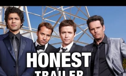 Entourage Honest Trailer: Where are the Black People?