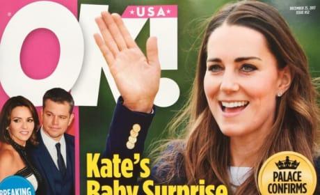 Kate Middleton Having Twins