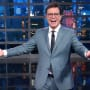 Stephen Colbert Monologue Pic