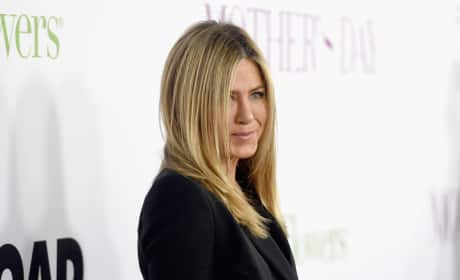 Jennifer Aniston at Mother's Day Premiere