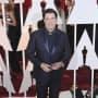 John Travolta at the 2015 Oscars