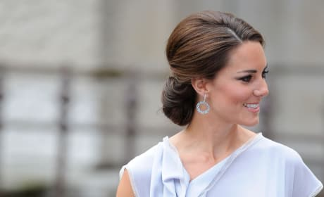 Kate Middleton: UK Creative Industries Reception 2012