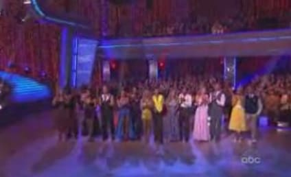 """Kirstie Alley and Maksim Chmerkovskiy Showcase Dancing With the Stars """"Assets"""""""