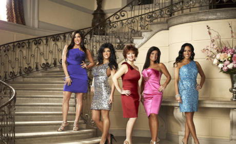 Which Real Housewife of New Jersey do you want to see fired?