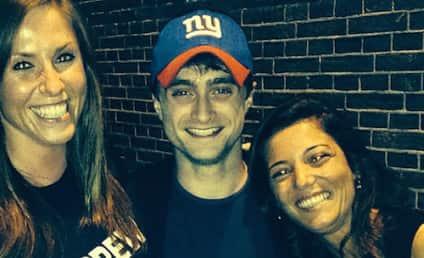 Daniel Radcliffe: Photographed Outside Marijuana Cafe In Amsterdam!