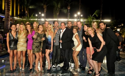 The Hills Cast Rocks Series Finale Party