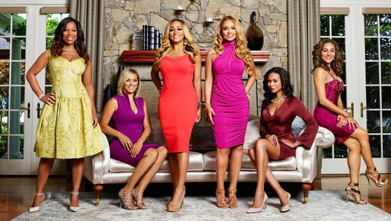 The Real Housewives of Potomac Cast Photo