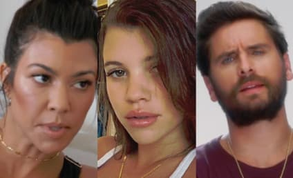 Sofia Richie: I Wish Kourtney Kardashian Would Just Go Away!