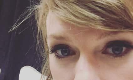 Taylor Swift: Naked, Unafraid During Fire Alarm Prank