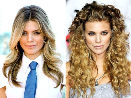 Celebrity Hair Affair Annalynne Mccord The Hollywood Gossip