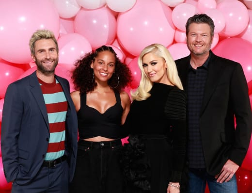 The Voice Results: Six Up, Six Down For Team Blake & Team Alicia