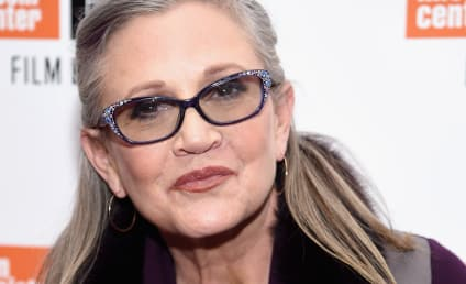 Carrie Fisher: New Cause of Death Revealed?!