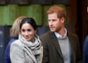 Queen to Prince Harry & Meghan Markle: Cool It on the PDA, Ya Pervs!