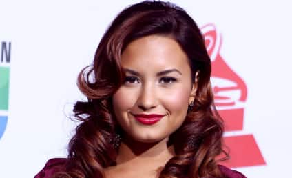 Demi Lovato Shocks, Sings at Latin Grammys