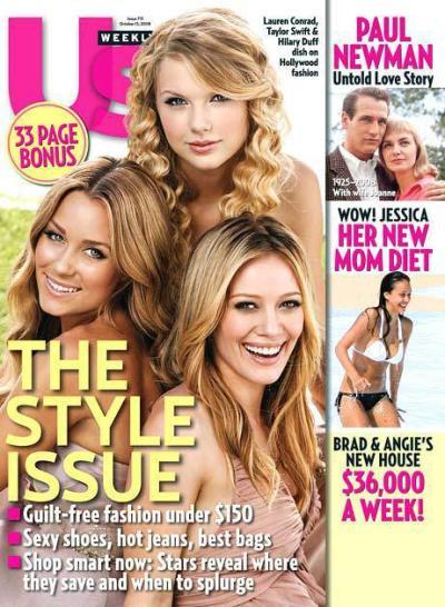 Three Celebrity Style Icons
