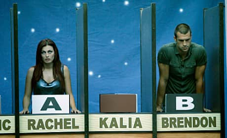 Rachel and Brendon on Big Brother