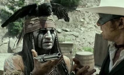 The Lone Ranger Trailer: Hi-Yo Silver!