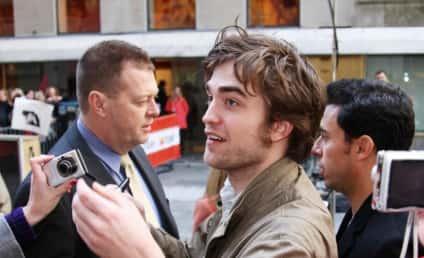 Robert Pattinson Goes Beyond Twilight, Covers EW