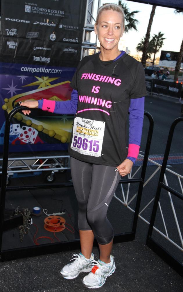 Kate Gosselin, Runner