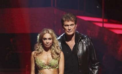 David Hasselhoff to MTV: Thanks, but I'm the Hoff