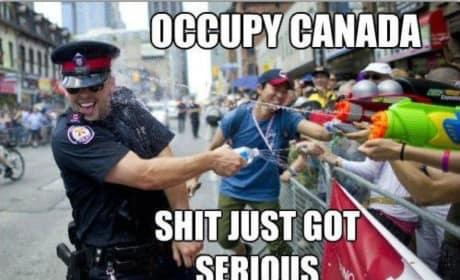Occupy Canada