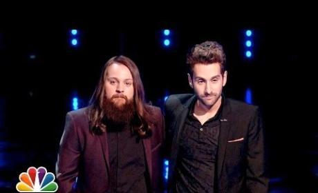 The Voice: Semifinal Elimination