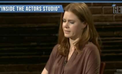Amy Adams Breaks Down on Bravo Over Death of Philip Seymour Hoffman
