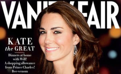 Kate Middleton Tops Vanity Fair Best Dressed List!
