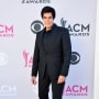 David Copperfield on a Red Carpet