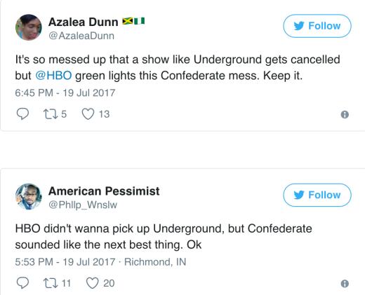 underground responses