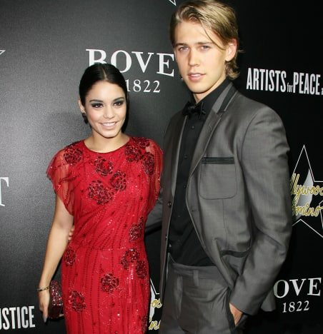 How long have austin butler and vanessa hudgens been dating for