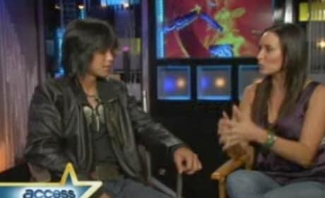 Boo Boo Stewart Interview