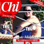 Kate Middleton Topless Cover