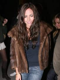 Alli Sims Loves Fur
