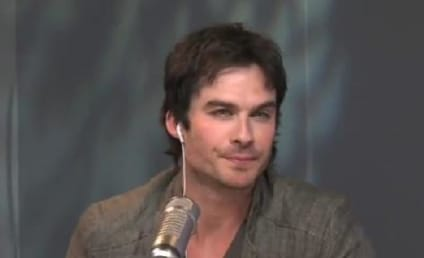 Ian Somerhalder on Fifty Shades of Grey Movie Casting: Bring It On!