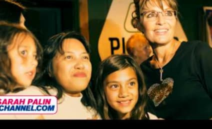Sarah Palin Launches Sarah Palin Channel, Public Cheers/Shrugs/LOLs