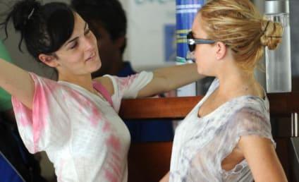 Lindsay Lohan: I Can Show Off My Crotch, Too!