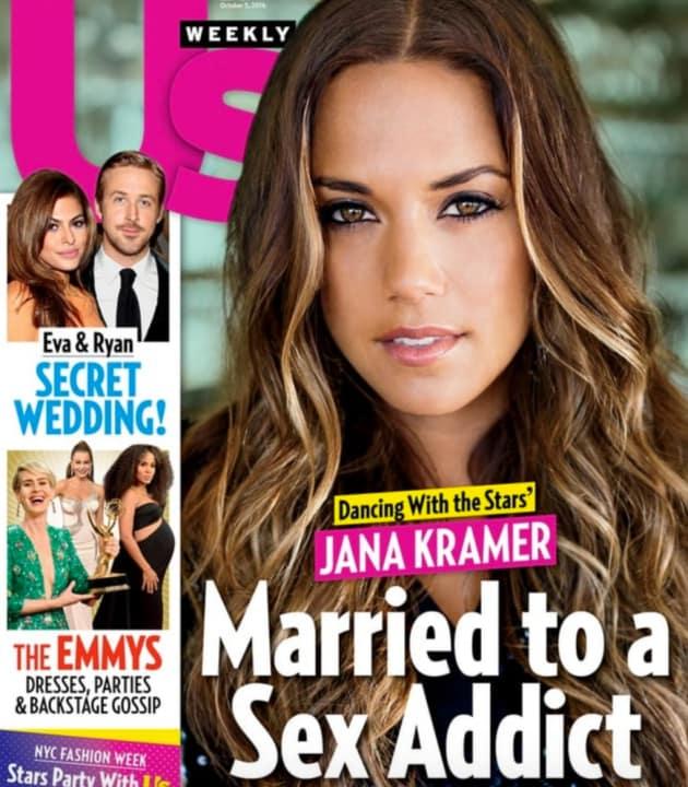 What jana kramer nude fakes consider, that