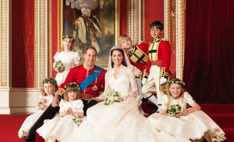 Royal Wedding Attendants