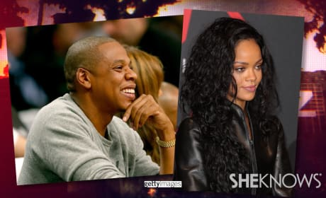 Jay Z to Rihanna: Stop Smoking Weed, Being Naked!