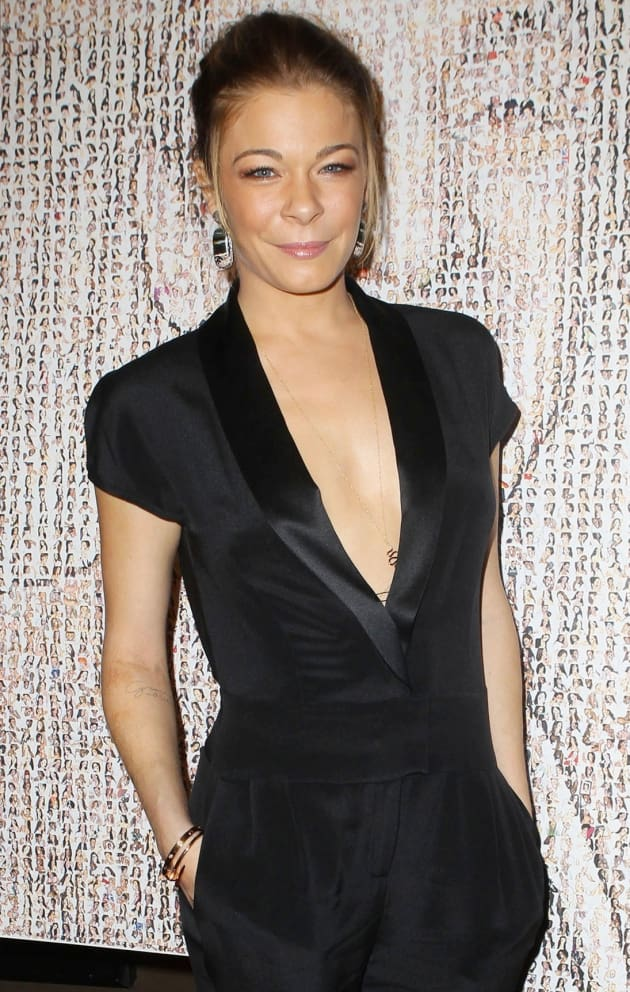 LeAnn Rimes Fashion Choice