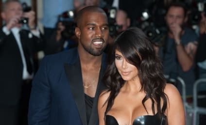 Kim Kardashian and Kanye West: Spending Christmas Apart?!