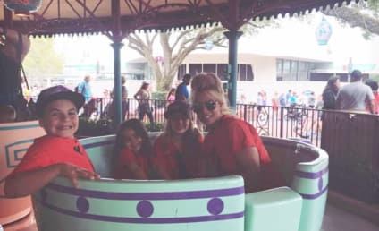 Jamie Lynn Spears' Daughter Celebrates Recovery at Disney World
