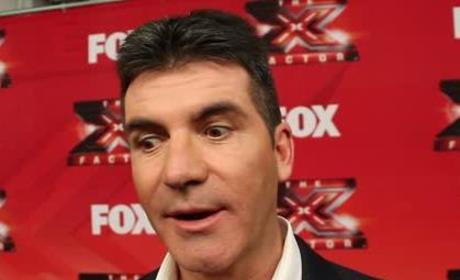 Simon Cowell Breaks Silence on Baby