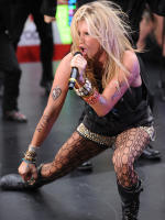 Ke$ha in NYC