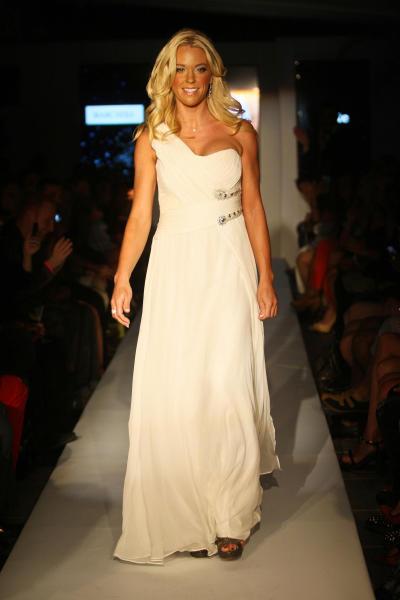 Kate Gosselin, Fashion Week