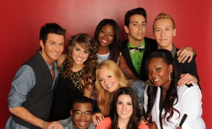 American Idol Results: Who's Out? Who's in the Top 8?