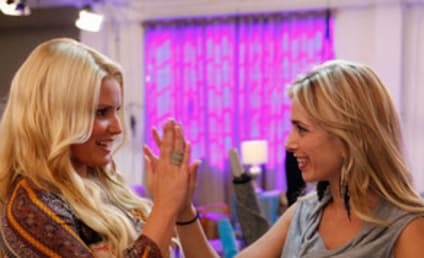 Jessica Simpson Pulls Double NBC Duty on The Biggest Loser, Fashion Star