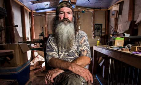 Phil Robertson on Duck Dynasty